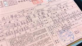 台南,員警,交通違規,舉發單(圖/翻攝爆廢公社二館)