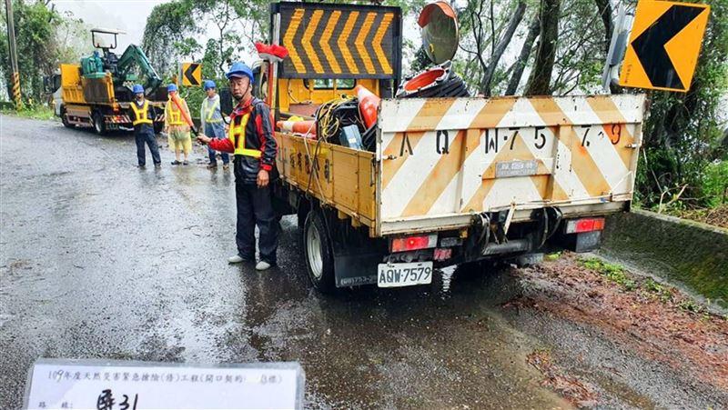 屏東豪雨農作物災害 初估損失800多萬元