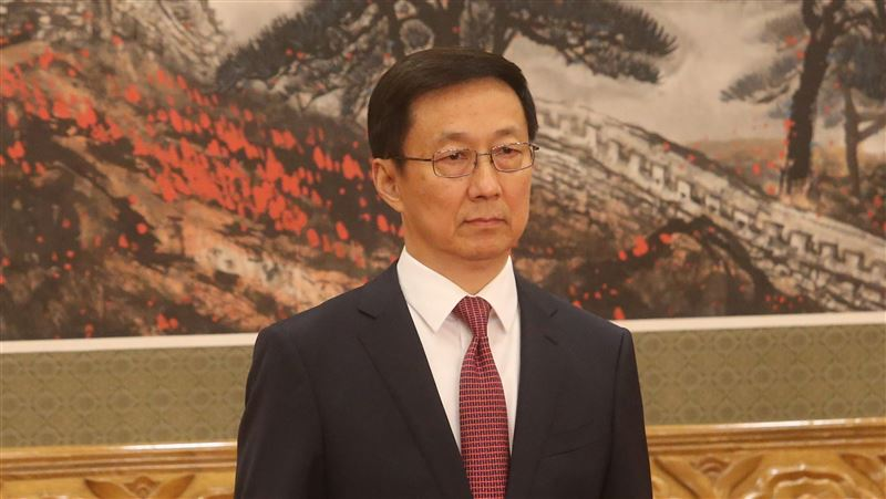韓正會見港區政協談國安法立法 稱只針對少數人