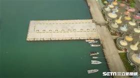 富基漁港(新北市農業局提供)