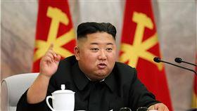 北韓,金正恩,軍委會,朝中社(圖/翻攝北韓中央通信社網頁kcna.kp)