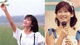 岡田有希子甜美外型笑容至今令人難忘。(圖/翻攝自日網)