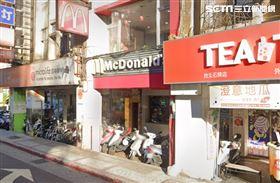 麥當勞,北投,石牌店 翻攝Google map