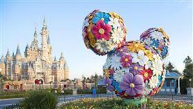 迪士尼樂園。(圖/翻攝自迪士尼推特)