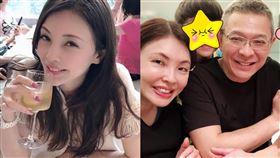 女星何如芸/老公王敏錡/臉書