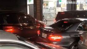 萬華,西門町,行車糾紛 翻攝畫面