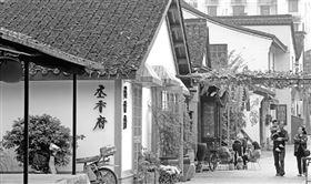▲杭州老房。(示意圖/翻攝自百度百科)