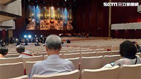 音樂會,防疫解封。(圖/記者陳韋帆攝影)