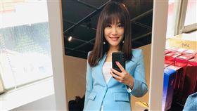 前主播蕭彤雯驚爆過往職場性騷。(圖/翻攝自YouTube)