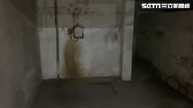 台北,信義區,大樓.地下室,骨灰罈(圖/記者 李依璇拍攝)