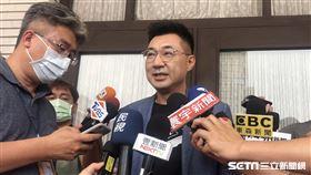 國民黨主席江啟臣(圖/記者林恩如攝影)