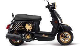 ▲PGO Hello Kitty特仕車。(圖/PGO提供)