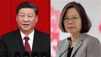 中共掐死香港民主 小英硬起來反擊了