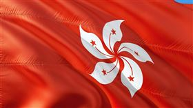 香港,旗(圖/翻攝自pixabay)