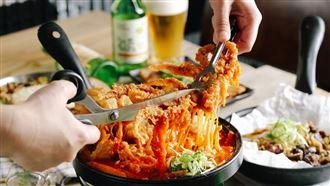 憑雙鐵、客運票券 韓式料理66折