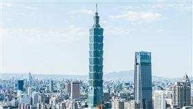 台北101。(圖/翻攝自unsplash)