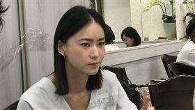 鍾瑶、羅宏正。(記者洪素津攝影)