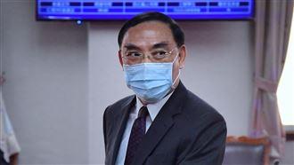 藍指護航罷韓團體 法務部長這樣說
