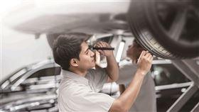 ▲台灣奧迪領先業界推出原廠輪胎保固專案。(圖/Audi提供)
