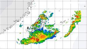 氣象局,天氣,豪雨特報,天氣即時預報,梅雨鋒面