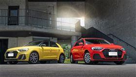 ▲全新Audi A1 Sportback。(圖/Audi提供)