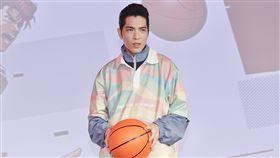蕭敬騰代言灌籃高手 SLAM DUNK 記者林聖凱攝影