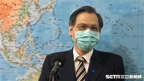 陸委會主委陳明通 記者林恩如攝影