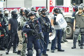 國安法若通過,中國將可在香港設立「國家安全機構」。(圖/翻攝自羅冠聰 Nathan Law臉書)  https://www.facebook.com/NathanLawKC/photos/a.645858435565493/2213049085513079/?type=3&theater