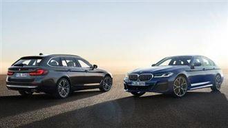 BMW 5系列小改款 最快年底登台