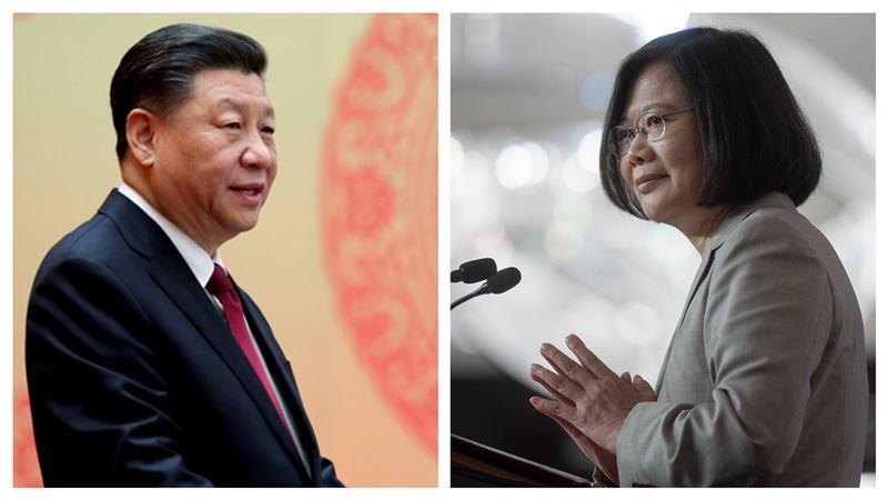 又崩潰了!蔡英文強勢援助香港人 中共心碎嗆「自食惡果」