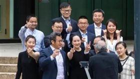 ▲華為副董事長孟晚舟28日敗訴。(圖/翻攝自推特)