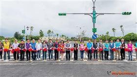龍慈路延伸至台66線化不可能為可能,讓中壢區整體交通大幅改善(圖/桃園市政府)
