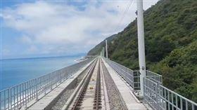 台東南迴鐵路「多良車站」。(圖/記者王浩原攝影)