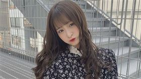 NMB48成員清水里香(圖/翻攝自partyyy_chu IG)