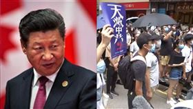 中國強行通過港版國安法(示意圖/資料照、AP授權影音)