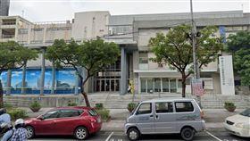 南港圖書館/google map