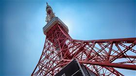 東京鐵塔,翻攝自pexels