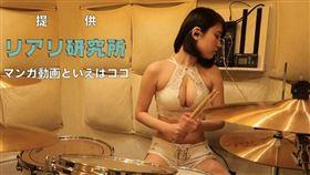日本,鼓手,寫真集,女星