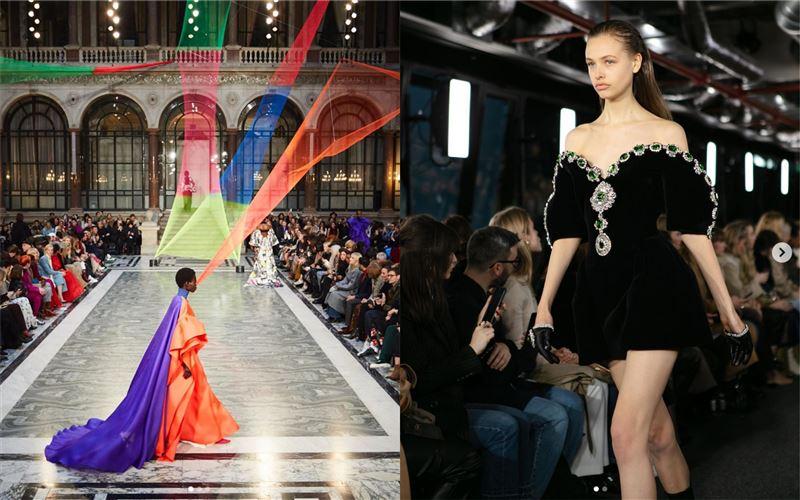 時尚圈衝擊 巴黎高訂時裝週改為線上
