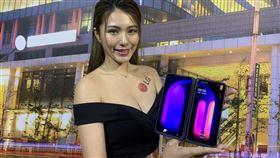 圖/記者谷庭攝,LG5G手機