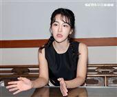 蔡詩羽三立新聞網專訪。(記者邱榮吉/攝影)