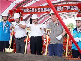 新竹縣第二大運輸轉運核心來了!耗資3.2億「竹東交轉中心」預計2022年完工(圖/新竹縣政府)