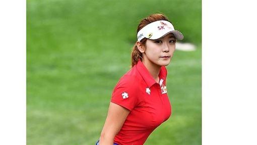 外型實力突出韓國美女選手 網友說她