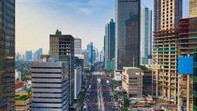 印尼,雅加達。(圖/翻攝自Pixabay)