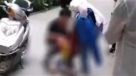 磁磚,高空拋物,砸死,男童,社區(梨視頻)
