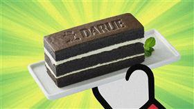 牙膏蛋糕。(圖/翻攝自「全聯福利中心」臉書粉絲專頁)