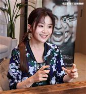 電影「媽我阿榮啦」演員楊小黎。(記者邱榮吉/攝影)