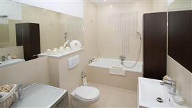 兩房兩衛,坪數,浴室,買房(翻攝自 Pixabay)