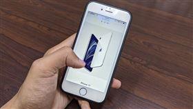 圖/記者谷庭攝,iphone6s