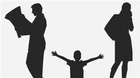 ▲老爸老媽的冷戰。(示意圖/翻攝自pixabay)